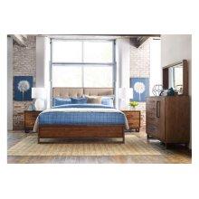 Queen Patternmaker Bed Complete