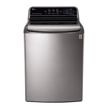 5.2 CU. FT. Mega Capacity Top Load Washer with Turbowash Technology