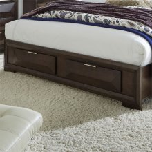 King Storage Bed Drawers (Qty 2)