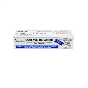 Surface repair kit for Farmhaus Fireclay sinks. Product Image