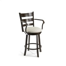 Hayward B510H26AS Swivel Back and Arms Bar Stool Product Image
