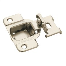 Self-closing, Concealed 1/4 In (6 Mm) Overlay Hinge