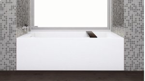BC 14 tub/shower The Cube Collection Product Image