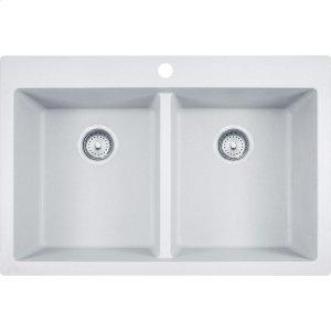 Primo DIG62D91-WHT Granite White Product Image
