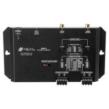 Doorbell Interface, 2 Doors, 2 Custom + 4 Pre-Programmed Chimes DBI-2