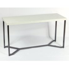 Sofa Table Rta With Marble Top