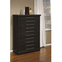 Waterfront 5 Drawer Chest, Grey
