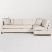 Clayton Sectional - Right Facing Chaise (RAF)
