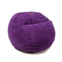 Full Chair - Corduroy - Purple