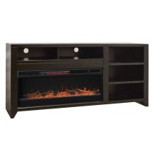 "Urban Loft 72"" Fireplace Console"