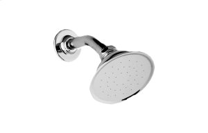 Elegant Showerhead with Shower Arm Product Image