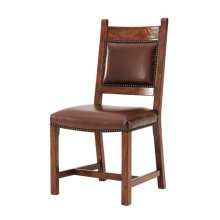 Chevrons Sidechair, #plain#