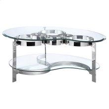 Mercury Freeform Coffee Table