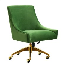 Beatrix Green Office Swivel Chair
