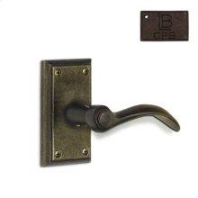 Rosette Passage Set - Copper Bronze