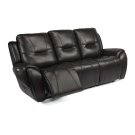 Trip Leather Power Reclining Sofa with Power Headrests Product Image