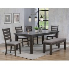 Bardstown Side Chair Grey
