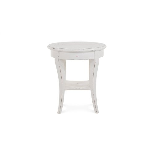 Bradley Round Side Table - WHD