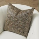 Multi Beaded Pillow-Gold Product Image