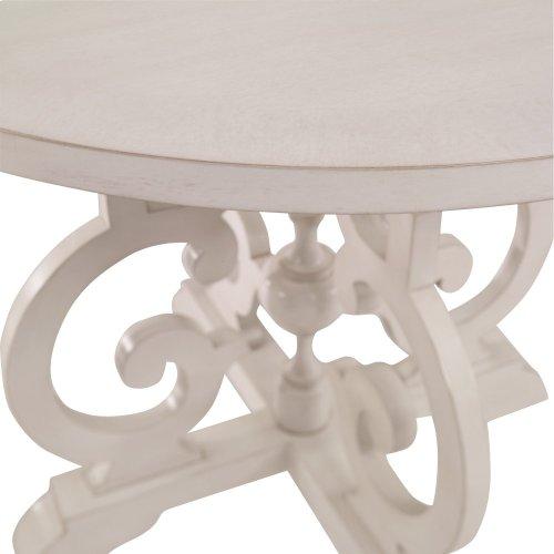 Karina Center Table - Linen