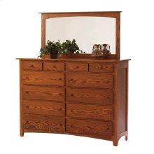 "Elizabeth Lockwood 66"" High Dresser"