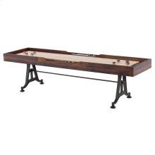 Shuffleboard Table  Burnt Umber