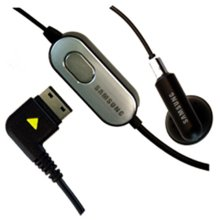 Hands-Free Mono Headset (For S20-pin phones)