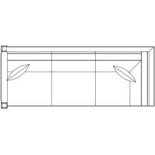 Left Facing Corner Sofa, Oak Highlands Sectional