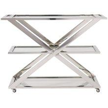 Draper Bar Cart