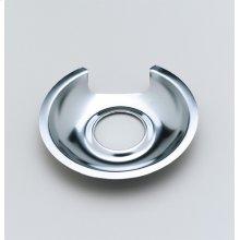 "6"" Chrome Burner Bowl - Hinged Element"