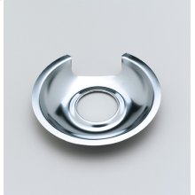 "6"" Chrome Burner Bowl - Hinged Element"