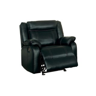 Jude Reclining Chair Black