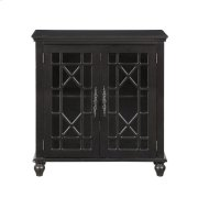 Accent Chest-Antique Black, 3A Product Image