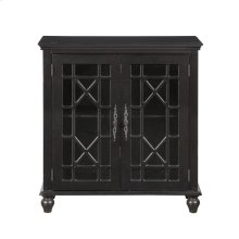 Accent Chest-Antique Black, 3A
