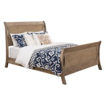 Transitions Sleigh Bed Twin