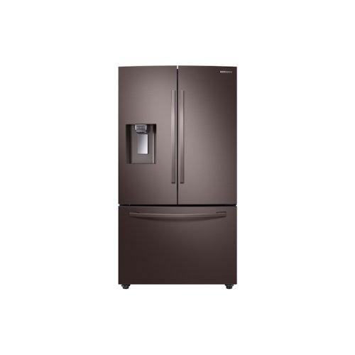 28 cu. ft. 3-Door French Door Refrigerator with CoolSelect Pantry in Tuscan Stainless Steel
