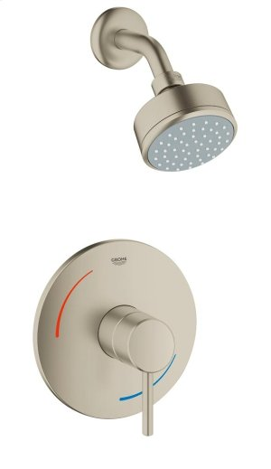 Concetto Shower Combination Product Image