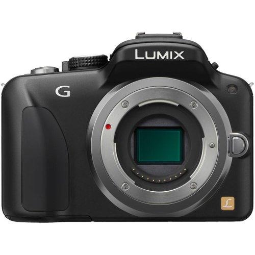 LUMIX® G3KBody 16 Megapixel Compact System Camera Body [No Lens]