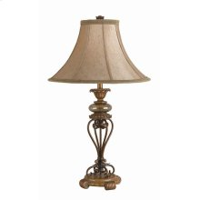 150W 3way traditional table lamp