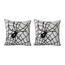 S/2 Spider Pillow