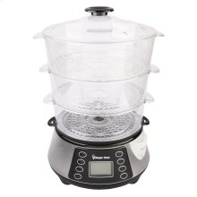 3-Layer Food Steamer