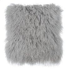 Tibetan Sheep Grey Pillow