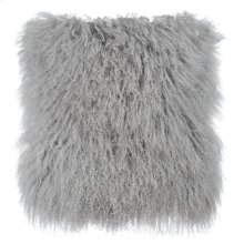 Tibetan Sheep Grey Pillow