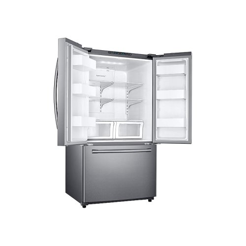 26 cu. ft. French Door Refrigerator with Twin Cooling Plus in Stainless Steel