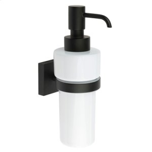 Holder with Soap Dispenser Product Image