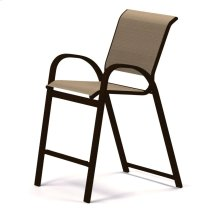 Aruba Sling Balcony Height Stacking Cafe Chair