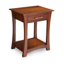 Loft Nightstand Table