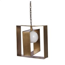 Niles Medium Square Pendant
