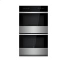 "NOIR 30"" Double Wall Oven with V2 Vertical Dual-Fan Convection System Product Image"
