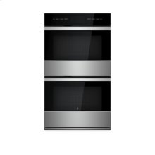 """NOIR 30"""" Double Wall Oven with V2 Vertical Dual-Fan Convection System"""